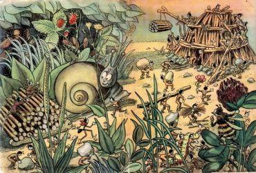 О том что сказали муравьи и почему они