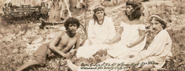Р.Л.Стивенсон на Самоа